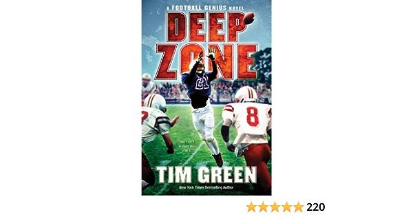 Read Deep Zone Football Genius 5 By Tim Green