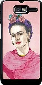 Funda para Motorola RAZR D3 (XT919) - Frida Kahlo