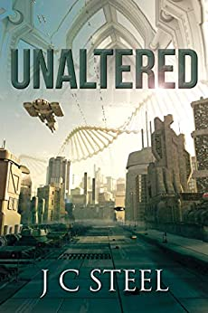Unaltered: Cortii 4.5: A sci-fi adventure novella (The Cortii series) by [Steel, J C]