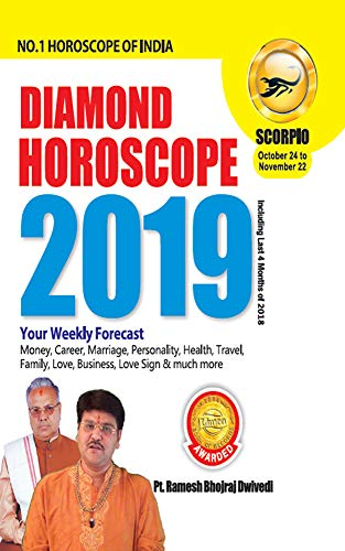 DIAMOND HOROSCOPE SCORPIO 2019 - Kindle edition by Dr