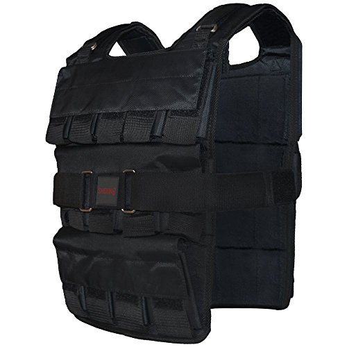 SHOUNg 40LB Weighted Vest by SHOUNg