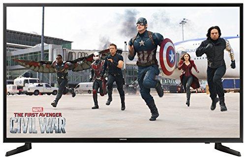 Samsung UE65JU6050 163 cm (65 Zoll) Fernseher (Ultra HD, Triple Tuner, Smart TV)