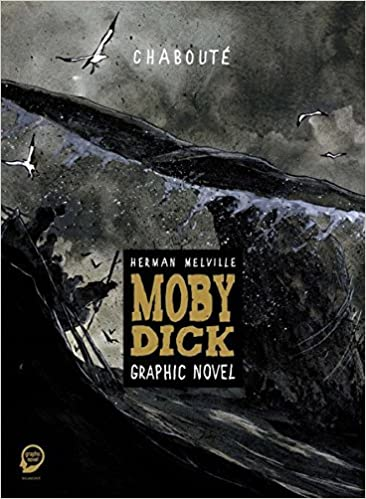 Image result for moby dick graphic novel