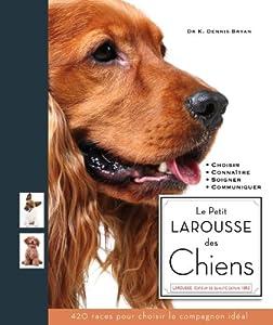 """Afficher """"Le petit Larousse des chiens"""""""
