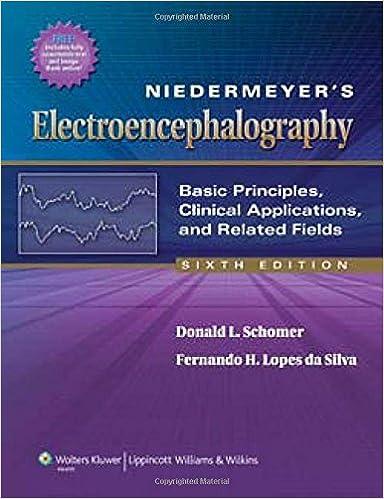 Niedermeyers electroencephalography basic principles clinical niedermeyers electroencephalography basic principles clinical applications and related fields sixth edition fandeluxe Gallery
