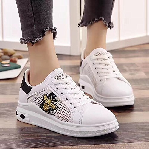 GUNAINDMXShoes bee white Winter All N05 Shoes Shoes Running black Spring Shoes Match money Shoes vrZAvq