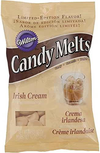 Wilton Irish Cream Candy Melts Candy