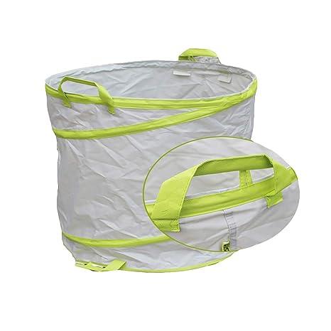 Amazon.com: YLIAN - Bolsa de basura para jardín, impermeable ...