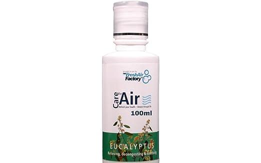 11 opinioni per Fragranza per purificatore d'aria- CareforAir Eucalipto Essenza 100mL -buona per