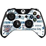 xbox controller board - NBA Oklahoma City Thunder Xbox One Controller Skin - Oklahoma City Thunder Historic Blast Vinyl Decal Skin For Your Xbox One Controller