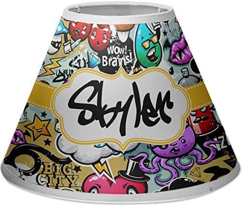 YouCustomizeIt Graffiti Empire Lamp Shade Personalized
