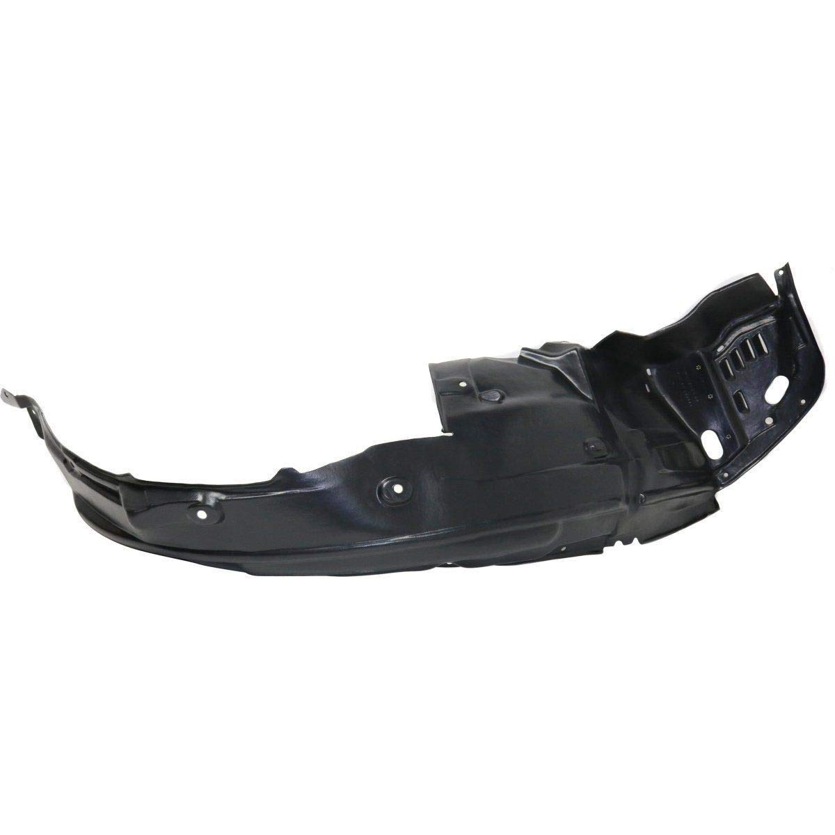 74100TE0A01 Parts N Go 2008-2012 Accord Front Fender Liner Passenger Side Right Hand Splash Guard RH HO1249131