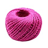 Hand Knitting Hemp Rope DIY Satin Ribbon Decorative Riband Twine M