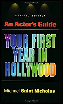 Book An Actor's Guide: Your First Year in Hollywood