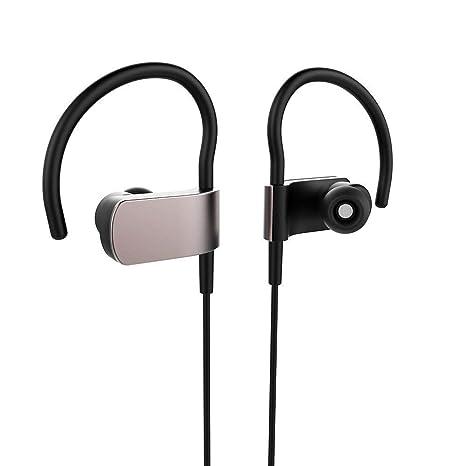 Willful Cuffie Auricolari Bluetooth 4.1 Wireless Senza Fili Sport Cuffiette  con Microfono Stereo Corsa Fitness Running d73104506aa0