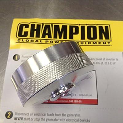 YuXuan Pavilion Replace Champion 3500W Wireless Start Inverter Generator  EXT Run Fuel Cap