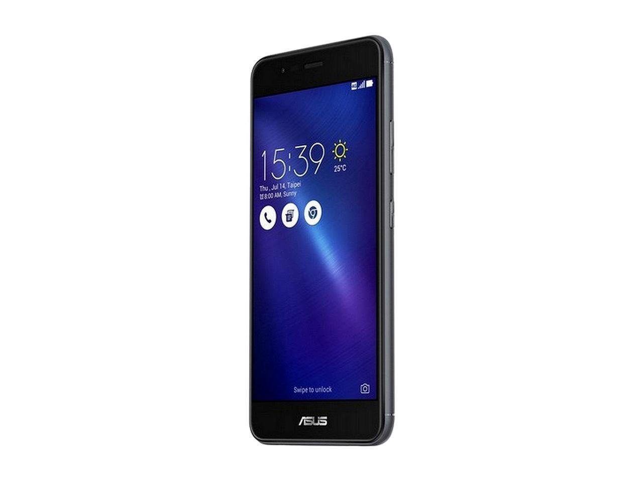 ASUS ZenFone 3 MAX ZC520TL Smartphone, 5.2-inch, 16GB (Titanium Gray) (Certified Refurbished) by Asus (Image #4)
