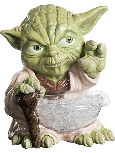 (Rubie's Star Wars Candy Bowl Holder, Yoda)