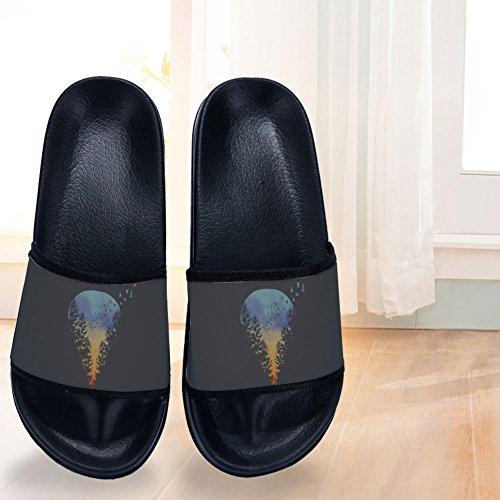 eba004a26d6ae Amazon.com: CoolBao Men Stylish Beach Sandals Anti-Slip Bath ...