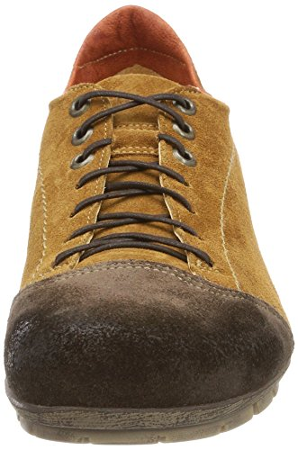 Think para Menscha 282073 Marr Zapatos de Derby Mujer Cordones qxAqrCwvY