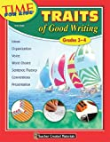 Traits of Good Writing (Grades 3-4), Jennifer Overend Prior, 074393282X