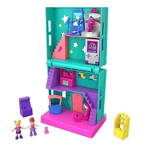 Polly Pocket Pollyville Arcade Now $4.97 (Was $14.99)