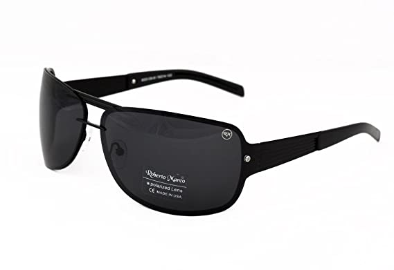 31e6b018c7a Image Unavailable. Image not available for. Colour  Roberto Marco Polarized  Sunglasses for Drivers ...