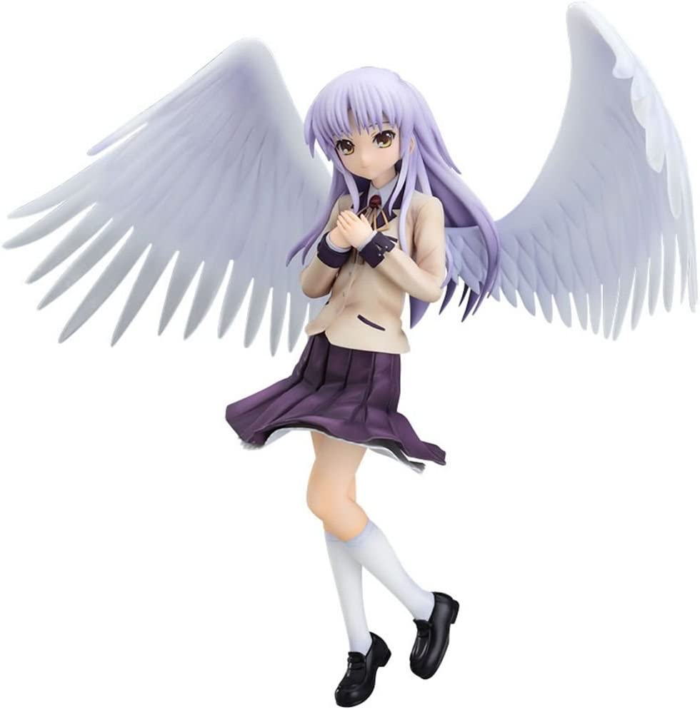 Amazon Angel Beats 天使 1 8スケールpvc製塗装済み完成品