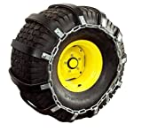 TerraGrips Tire Chains 20x9-8, 20x10-8 (Non Turf Saver), 20x10x10 [ST90002] by TerraKing