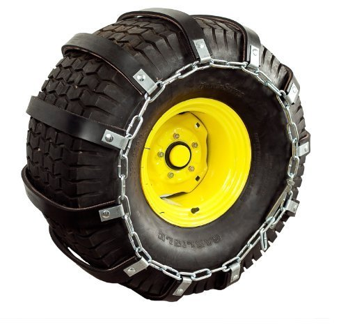 TerraGrips Tire Chains 20x9-8, 20x10-8 (Non Turf Saver), 20x10x10 [ST90002] by TerraKing by TerraKing