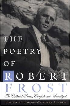 Resultado de imagen para robert frost selected poems