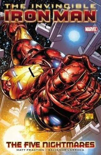 - Invincible Iron Man, Vol. 1: The Five Nightmares