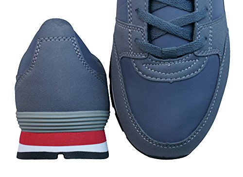 Ellesse Baskets Fabbiano D Hommes Chaussures À Lacets Gris