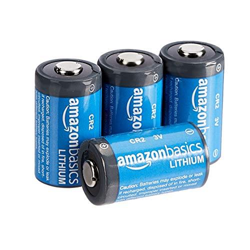 AmazonBasics Lithium CR2 3V Batteries