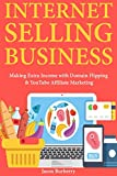 Internet Selling Business: Making Extra Income with Domain Flipping & YouTube Affiliate Marketing