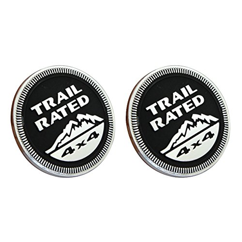trail rated emblem jeep - 4