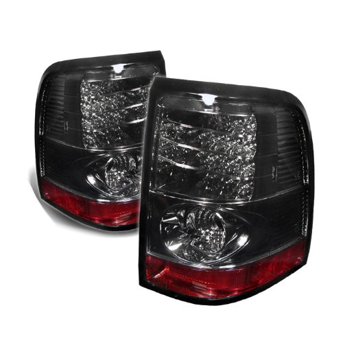 - Spyder Auto ALT-YD-FEXP02-LED-SM Smoke LED Tail Light