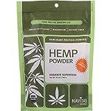 Navitas Naturals Protein Powder – Organic – Hemp – Raw – 12 Oz – Case Of 6