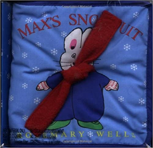 Max's Snowsuit (Max and Ruby)