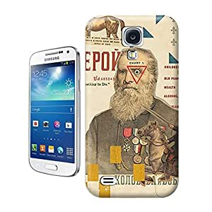LarryToliver You deserve to have Muscles Of The Face And Mecy Muharrem Cetin retro style collage design For samsung galaxy s4 Cases