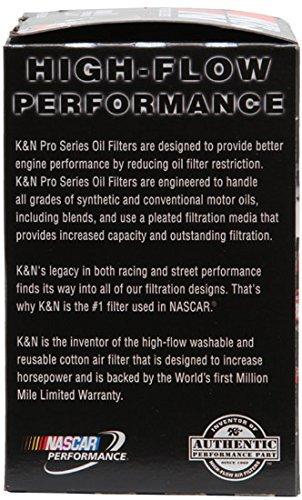 K/&N PS-2009 Pro-Series Oil Filter Fit ForDodge Ford Jaguar Mazda Mercury Mitsubishi Chrysler Jeep Nissan