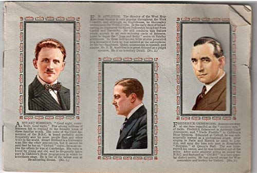 Wills Cigarettes Cutouts Album With All 48 Cutouts Included NO COVER from Wills