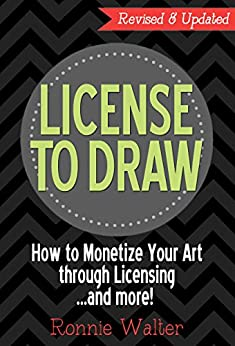 License to Draw: How to Monetize Your Art through ...