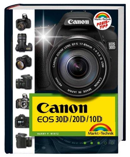 Canon EOS 30D (Kamerahandbücher)
