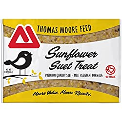 Tmf Premium Quality Sunflower Bird Suet Treat, 11 Oz