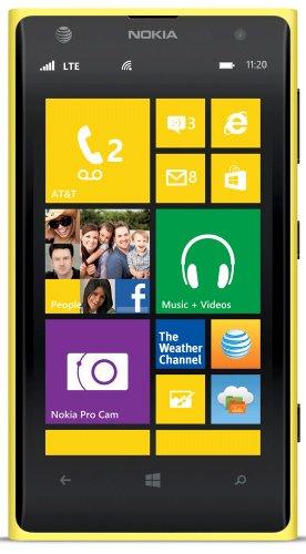 Nokia Lumia 1020 Yellow 32GB (AT&T)