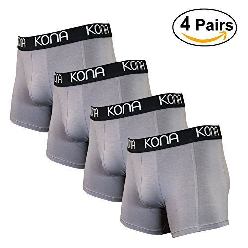ef - Ultra-Soft Bamboo Rayon Fiber, Fly or No-Fly (Bamboo Blend Boxer)