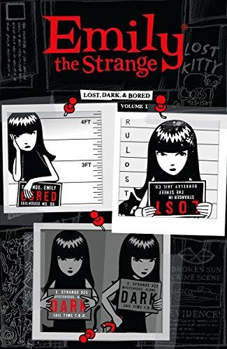 Emily the Strange: Lost, Dark and Bored, Volume 1 (Emily the Strange: Dark Horse Comics) (Vol 1)