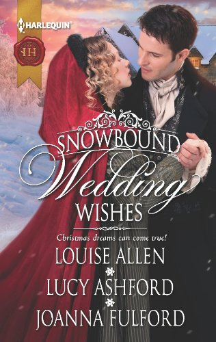 book cover of Snowbound Wedding Wishes