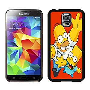 Popular Designed Case With Father & Son Cover Case For Samsung Galaxy S5 I9600 G900a G900v G900p G900t G900w Black Phone Case CR-181